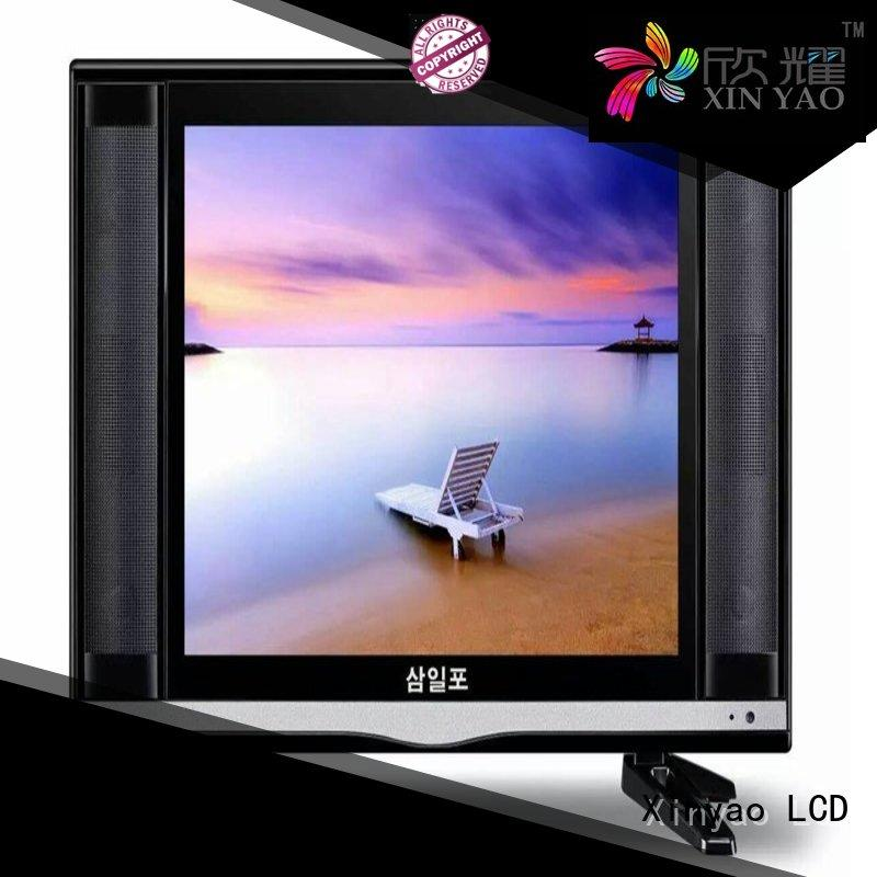 17 inch hd tv model 151719lcd Xinyao LCD Brand 17 inch flat screen tv
