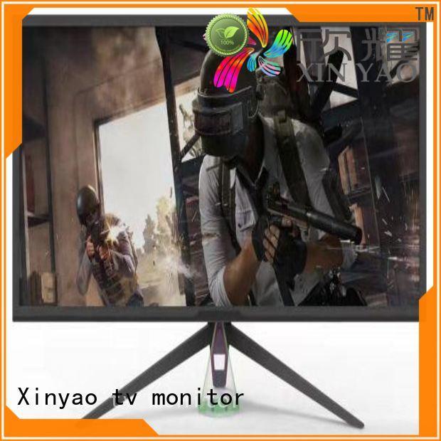 Xinyao LCD custom gaming monitor bulk supply new design