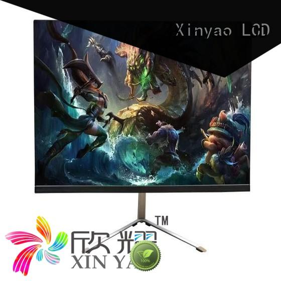 Xinyao LCD curve screen 21.5 inch monitor modern design for lcd screen