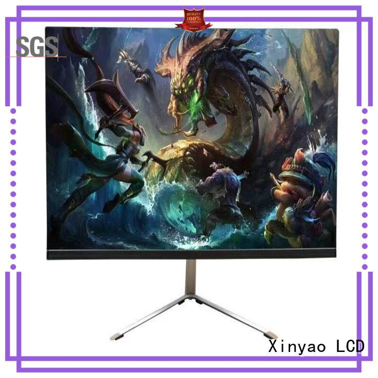 Xinyao LCD slim boarder 21.5 inch monitor full hd for tv screen