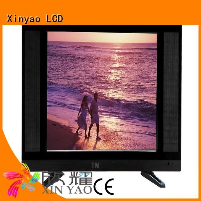 15 tvled 15 inch lcd tv monitor Xinyao LCD manufacture