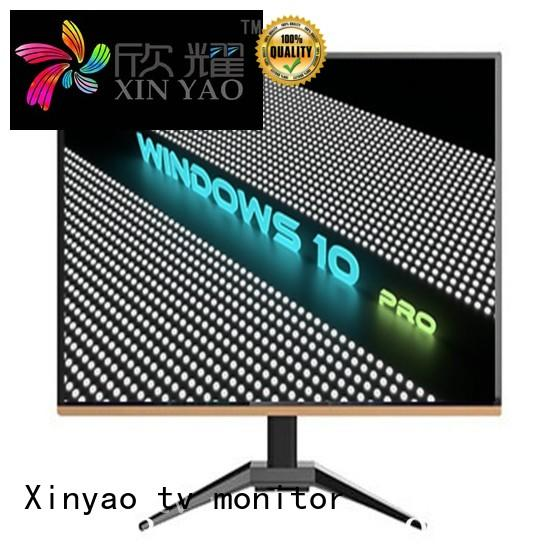 ips screen 19 inch full hd monitor front speaker for lcd screen