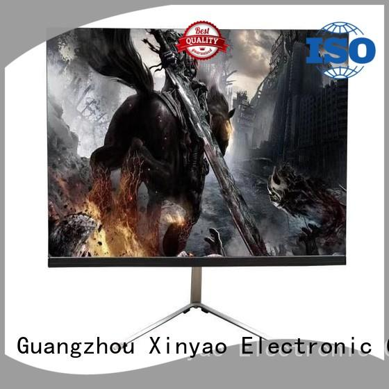 slim body 24 inch widescreen monitor oem service for lcd tv screen Xinyao LCD