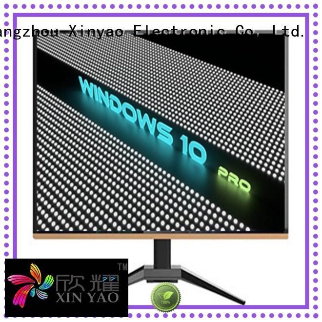 computer inch 19 inch full hd monitor screen Xinyao LCD company