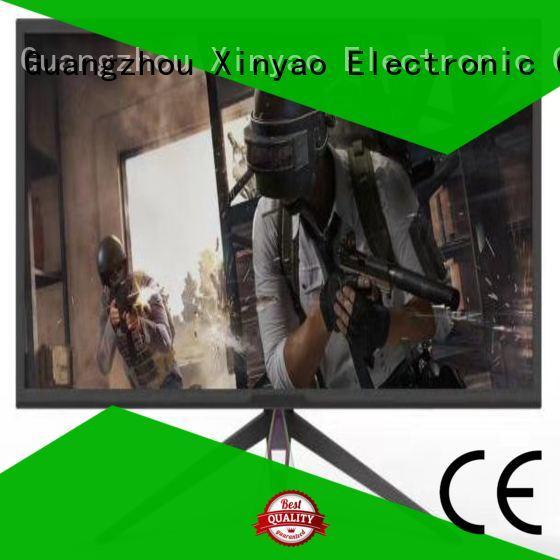 Xinyao LCD popular custom gaming monitor bulk supply customization