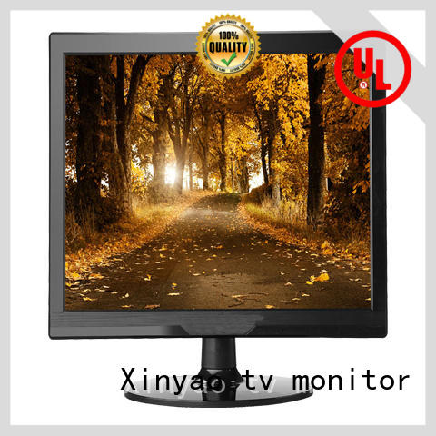 Xinyao LCD new arrival 15 lcd monitor with speaker for tv screen