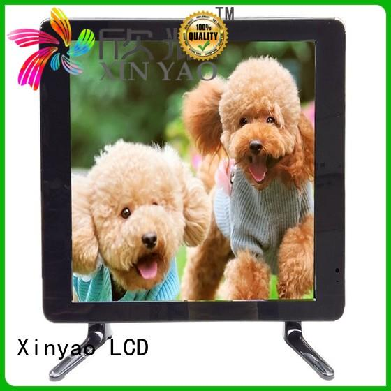 Xinyao LCD at discount 17 flat screen tv fashion design for lcd tv screen