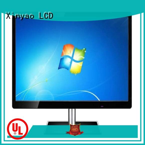 Xinyao LCD hp 27 ips led hd monitor factory price for lcd tv screen
