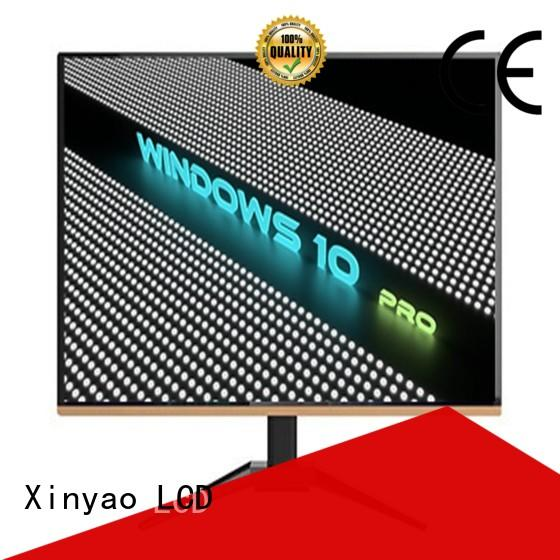 Xinyao LCD low price 18 inch led monitor with laptop panel for tv screen