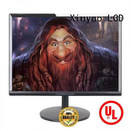 slim boarder 21.5 led monitor modern design for tv screen